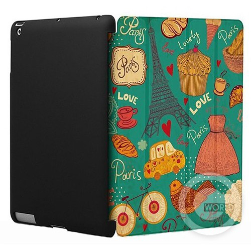 Чехол Wow case Covermate plus for iPad mini Love