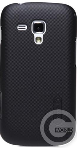 Чехол Nillkin matte for Samsung S 7562, black