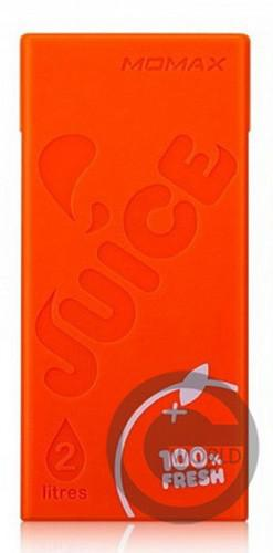 Внешний аккумулятор Momax iPower Juice power bank 4400 mAh Orange