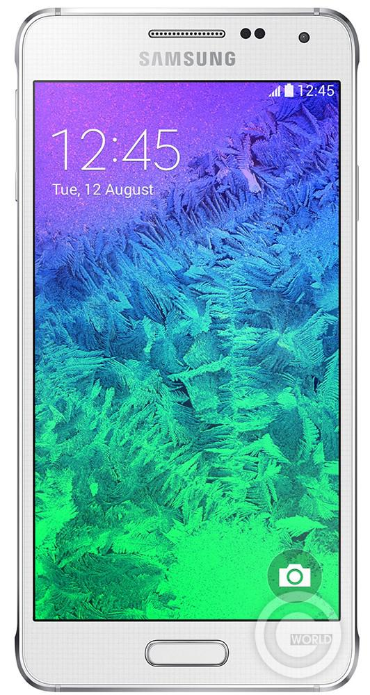 Galaxy S5 Alpha SM-G850F White