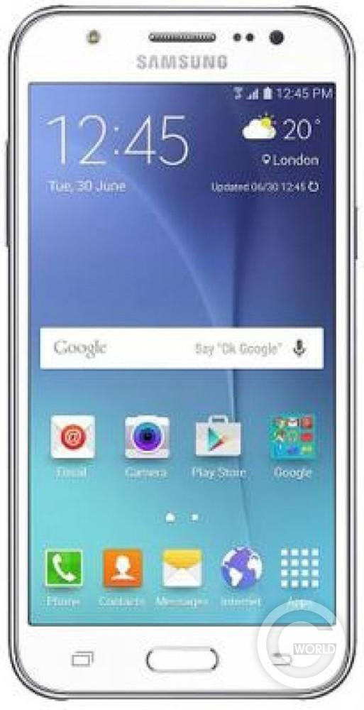 Galaxy J7 J700H/DS White