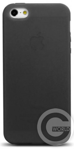Verus 0.3 mm Ultra Thin case  for iPhone 5 black