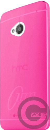 Чехол itSkins Zero.3 for HTC One Pink