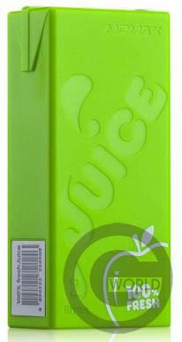 Внешний акумулятор Momax iPower Juice power bank 4400 mAh Green