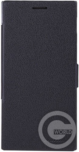 Чехол NILLKIN Lenovo K900 - Fresh Series Leather Case, black