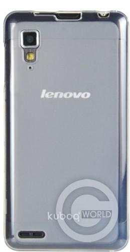 Купить чехол для Lenovo P780 Kuboq Advanced TPU, Transparent