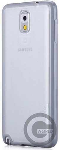 Чехол Momax iCase Pro cover for Samsung N9000 Galaxy Note 3 White
