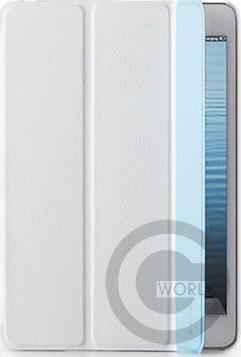 Чехол Momax Flip cover for iPad Mini white/blue