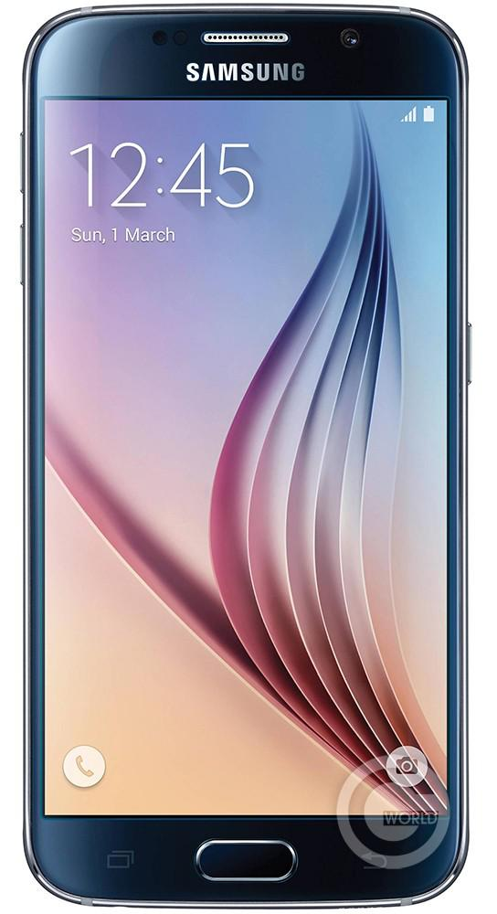 Galaxy S6 DS 32GB SM-G920F Black