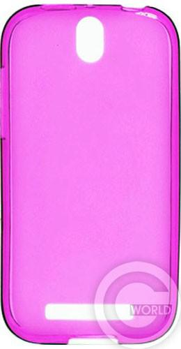 TPU case for One SV pink