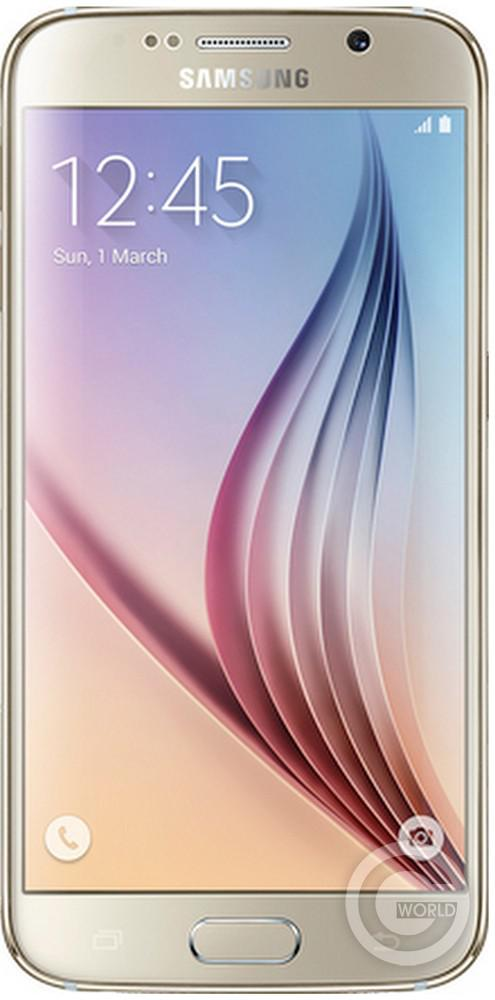 Купить Samsung Galaxy S6  64GB SM-G925F, Gold