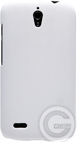 Чехол NILLKIN Huawei G610 - Super Frosted Shield, white