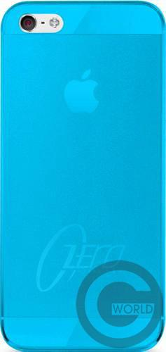 Чехол itSkins Zero.3 for iPhone 5C Blue Вид 1