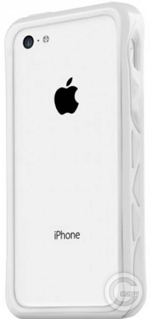 Чехол-бампер ITSKINS Venum for iPhone 5C White
