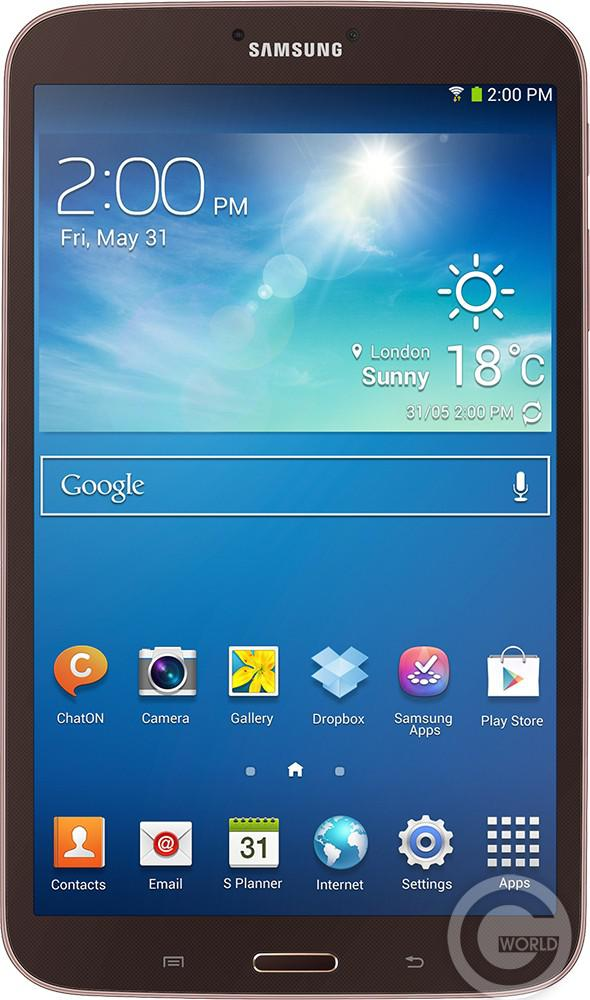 Galaxy Tab 3 8.0 SM-T310 16Gb Gold Brown
