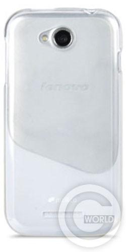 Чехол Melkco Poly Jacket TPU cover for Lenovo S920, White