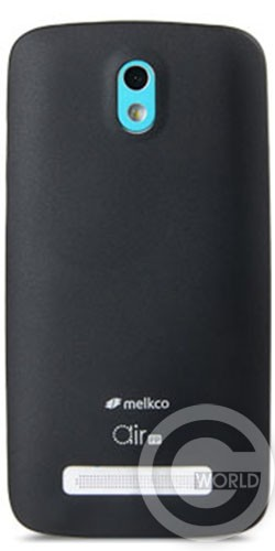 Чехол Melkco Air PP 0.4 mm cover case for HTC Desire 500 black