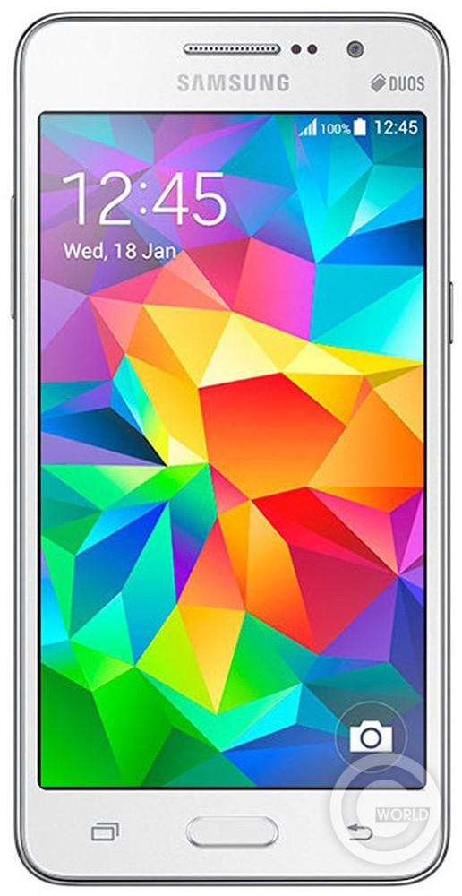 Samsung Galaxy Grand Prime SM-G530, white