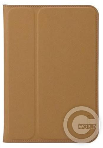 Чехол LeatherLookCase для iPad2/3/4 Cooper Brown