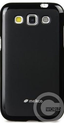Чехол Melkco Poly Jacket TPU cover for Samsung i8262 Galaxy Core Duos black
