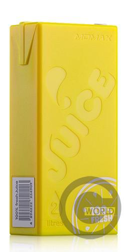 Внешний аккумулятор Momax iPower Juice power bank 4400 mAh Yellow