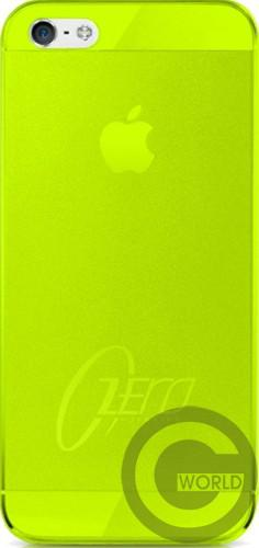 Чехол itSkins Zero.3 for iPhone 5C Green