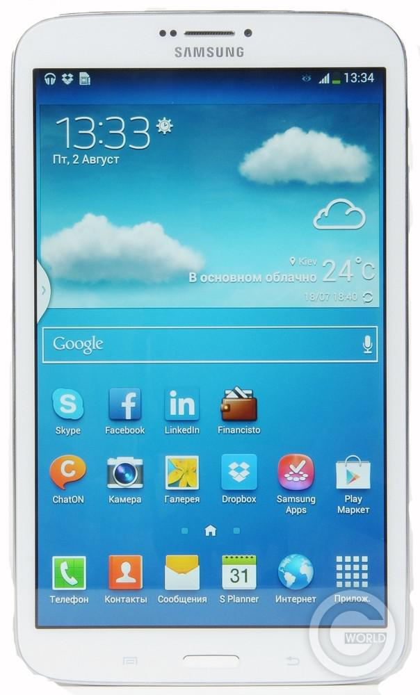 Galaxy Tab 3 8.0 SM-T310 16Gb White