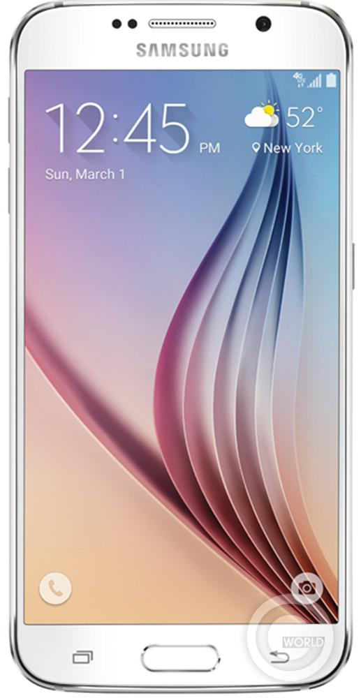 Galaxy S6 DS 32GB SM-G920F White