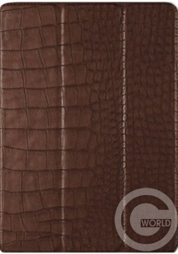 Чехол Verus Crocodile PU Leather Case for iPad Mini, brown