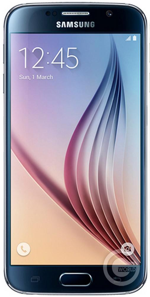 Купить Samsung Galaxy S6 32GB SM-G925F, Black