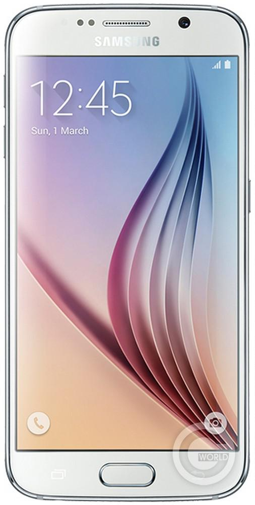 Купить Samsung Galaxy S6  64GB SM-G925F, White