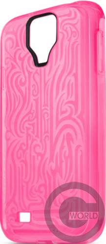 Чехол itSkins Ink for Samsung Galaxy S4 i9500 Pink