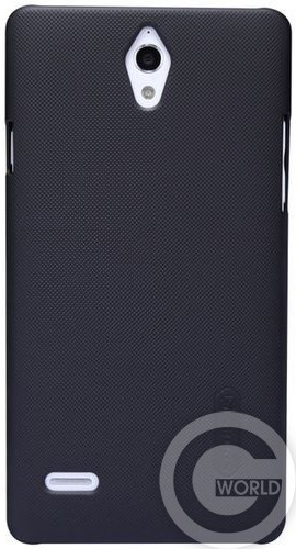 Чехол NILLKIN Huawei G700 - Super Frosted Shield, black