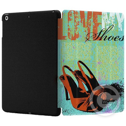 Чехол WOW case Covermate plus with SHOES printing для iPad mini