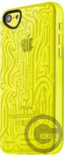 itSkins Ink for iPhone 5C Yellow