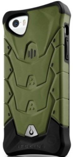 Чехол ITSKINS Inferno for iPhone 5C Green