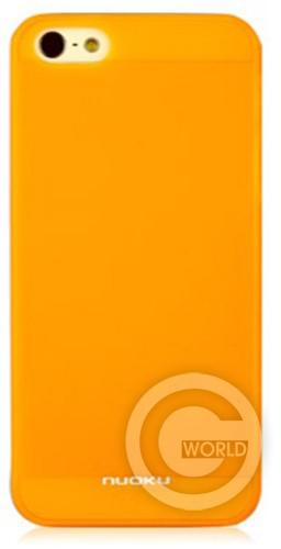 NUOKU Fresh для iPhone 5/5S orange