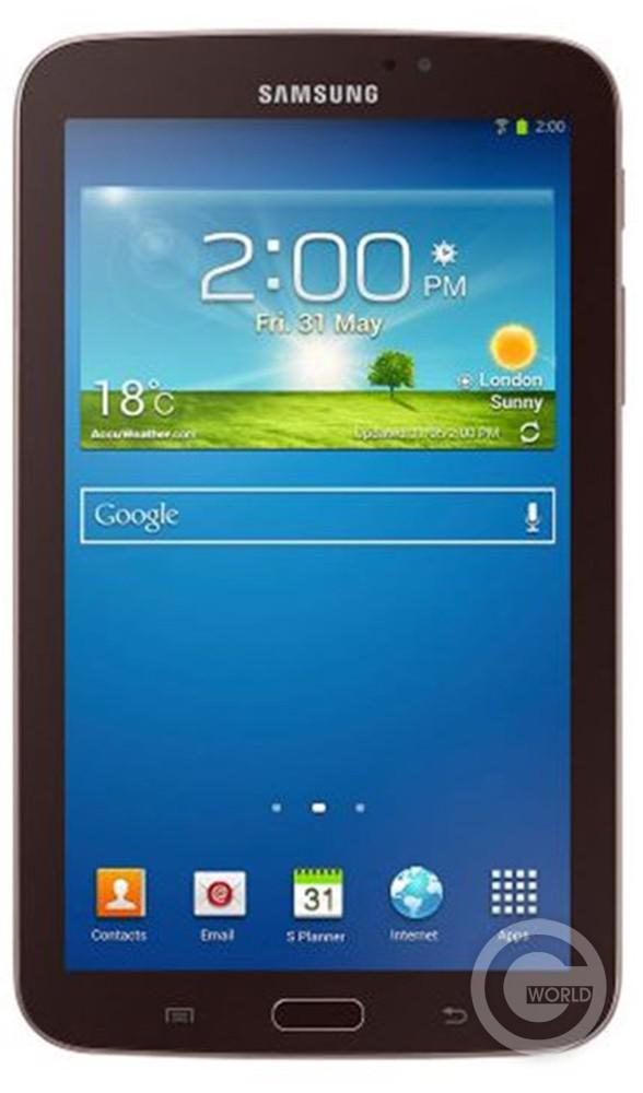 Galaxy Tab 3 7.0 SM-T210 8Gb Gold Brown