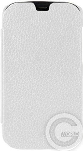 Чехол Melkco Jacka leather case for HTC Desire 600, white