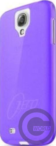ItSkins Zero.3 for Samsung i9190 Galaxy S4 mini Purple