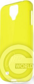 Чехол itSkins Zero.3 cover case for Samsung i9190 Galaxy S4 mini, yellow