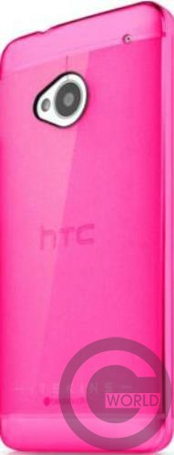 Чехол itSkins The new Ghost for HTC One Pink