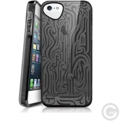 itSkins Ink  for iPhone 5 Black Вид 3