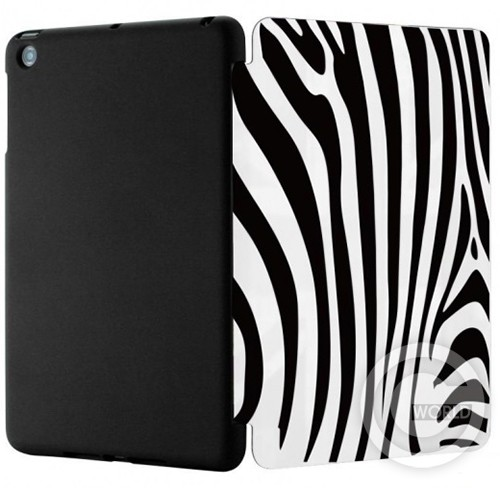 Чехол WOW case Covermate plus Zebra iPad mini