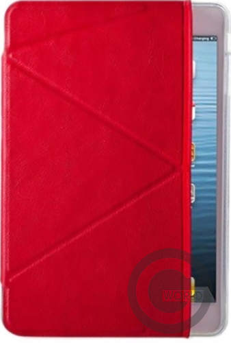 Чехол Momax Smart case for iPad 2/3/4 Red