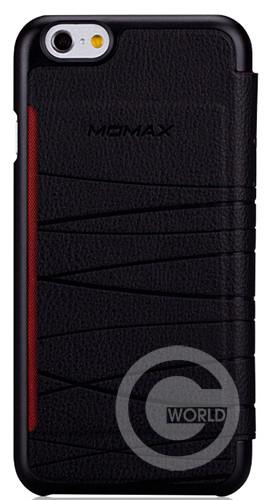 Купить чехол Momax Flip Diary for Apple iPhone 6 Elite Series, black