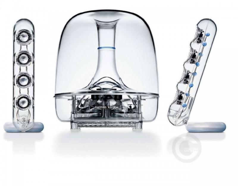 Kardon SoundSticks Wireless, Siver
