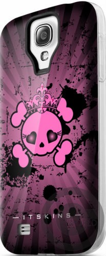 Чехол itSkins Phantom for Samsung Galaxy S4 i9500  Pink