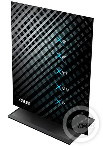 ASUS RT-N53 Wireless-N600 300x2Mbps