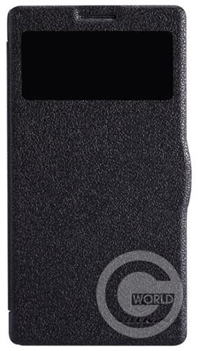 Купить чехол NILLKIN для Lenovo K910 - Fresh Serie Leather Case, Black